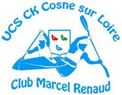 logo ucs canoe-kayak Cosne sur Loire club Marcel Renaud